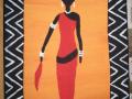 2007-Afrika Frau