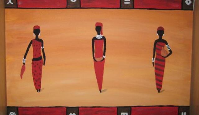 Malerei 2007